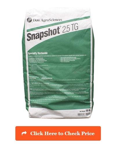 Snapshot 2.5 TG Granular Herbicide
