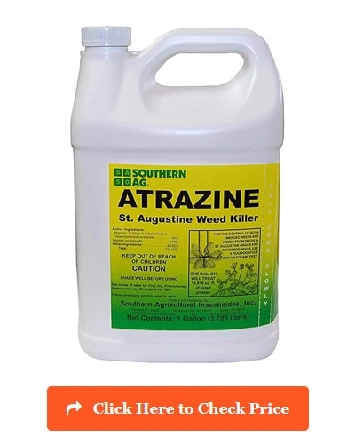 Southern Ag Atrazine St. Augustine Weed Killer